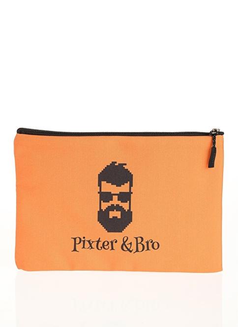 Pixter&Bro Plaj Çantası Oranj